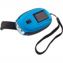 Zaklamp Rubytec Kao XL Swing Solar Blue