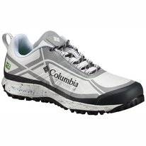 Trail Running Shoes Columbia Women Conspiracy III Titanium Odx Eco White Lux