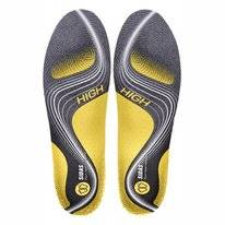 Inlegzool Sidas 3 Feet Activ High Yellow