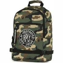 Rugzak Replay Camo Green 15L