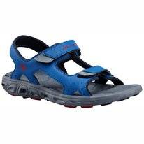 Sandalen Columbia Techsun Vent Stormy Blue Mountain Red Kinder