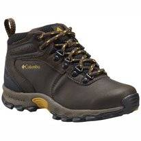 Wanderschuh Columbia Youth Newton Ridge Cordovan Golden Yellow Kinder