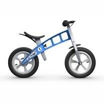 Loopfiets FirstBike Street Light Blue With Brake