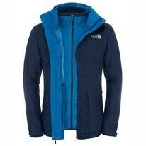 Winterjas The North Face Men's Evolution II Triclimate Urban Navy