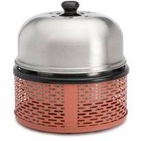 Barbecue Cobb Pro Rouge Saumon