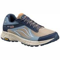 Trailrunningschuh Columbia Mojave Trail II Outdry Ancient Fossil Damen