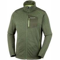 Vest Columbia Men Jackson Creek II Full Zip Mosstone