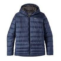 Winterjas Patagonia Men's Hi-Loft Down Hoody Navy Blue