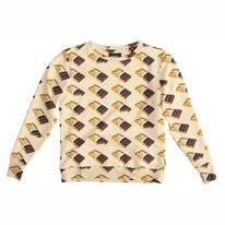 Sweater SNURK Women Chocolate Dream Beige