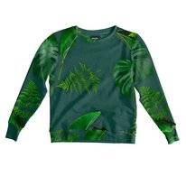 Sweater SNURK Women Green Forest