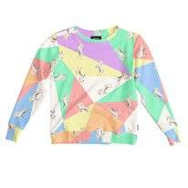 Sweater SNURK Women Unicorn Disco