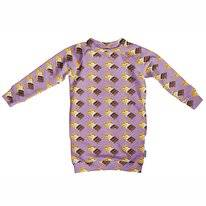 Sweater Dress SNURK Women Chocolate Dream Purple