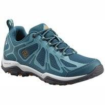 Trailrunning Schuh Columbia Peakfreak XCRSN II Xcel Low Outdry Deep Wave Damen