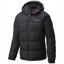 Winterjas Columbia Men Pike Lake Hooded Black