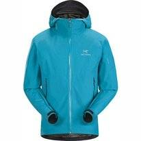 Jas Arc'teryx Men Zeta SL Jacket Dark Firoza