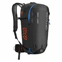 Skirucksack Ortovox Ascent 30 Avabag Black Anthracite (Exklusive Airbag)