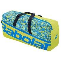 Tennistas Babolat Duffle M Classic Yellow Lime Blue