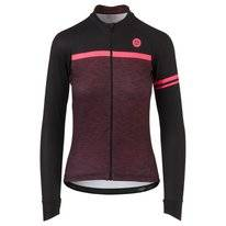 Fietsshirt AGU Women Essentials Blend L/S Melange Red