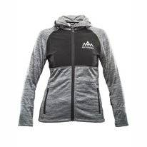 Vest Heat Experience Women Heated Hoodie Grey