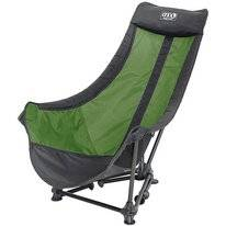 Campingstoel Eno Lounger DL Lime Charcoal