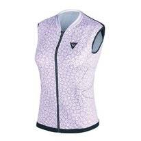 Bodyprotector Dainese Flexagon Waistcoat Women Vapor Blue Virtual Pink