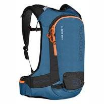 Skirucksack Ortovox Free Rider 16 Blue Sea