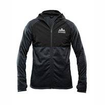 Vest Heat Experience Men Heated Hoodie Black