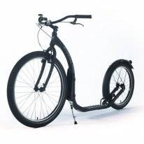 Step Kickbike Cruiser Max Matt Black