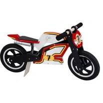 Loopfiets Kiddimoto Hero Superbike Barry Sheene