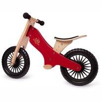 Loopfiets Kinderfeets Balance Cherry Red