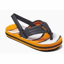 Slipper Reef Boys Little Ahi Orange Fish