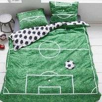 Bettwäsche Covers & Co Soccer Green Renforcé