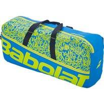 Tennistas Babolat Duffle M Classic Blue Yellow Lime