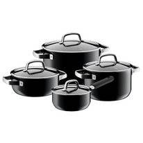 Pan Set WMF Fusiontec Mineral Black (4 pcs)