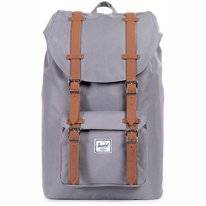 Rugzak Herschel Supply Co. Little America Mid-Volume Grey Tan
