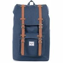 Rugzak Herschel Supply Co. Little America Mid-Volume Navy Tan