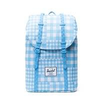 Rugzak Herschel Supply Co. Retreat Gingham Alaskan Blue