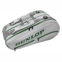 Tennistas Dunlop SX Performance 12 Racket Thermo White Green