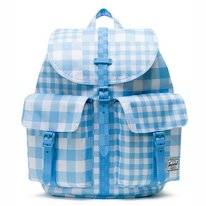 Rugzak Herschel Supply Co. Dawson Small Gingham Alaskan Blue
