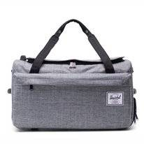 Travel Bag Herschel Supply Co. Outfitter 50 L Raven Crosshatch
