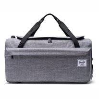 Travel Bag Herschel Supply Co. Outfitter 70 L Raven Crosshatch