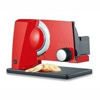 Snijmachine Graef Sliced Kitchen SKS110 Rood