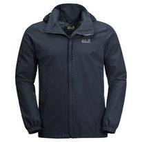 Jas Jack Wolfskin Men Stormy Point Night Blue