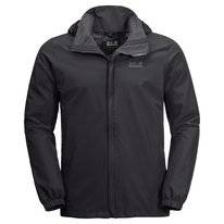 Jas Jack Wolfskin Men Stormy Point Black