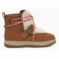 Enkellaars UGG Women Classic Weather Hiker Chestnut
