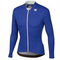 Fietsjack Sportful Women Fiandre Medium Jacket Blue Cosmic