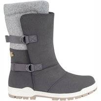 Schneestiefel Winter-Grip Felt Strapper Anthrazit Grau Gemischt Damen
