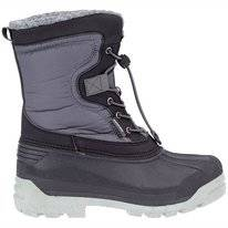 Snowboot Winter-Grip Senior Canadian Explorer II Zwart Grijs Rood