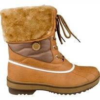 Snowboot Winter-Grip Senior Furtop Lumberjack Beige Bruin