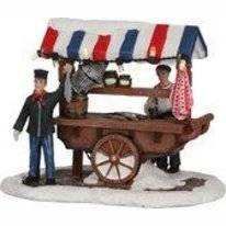 Luville Herring Cart Battery Operated